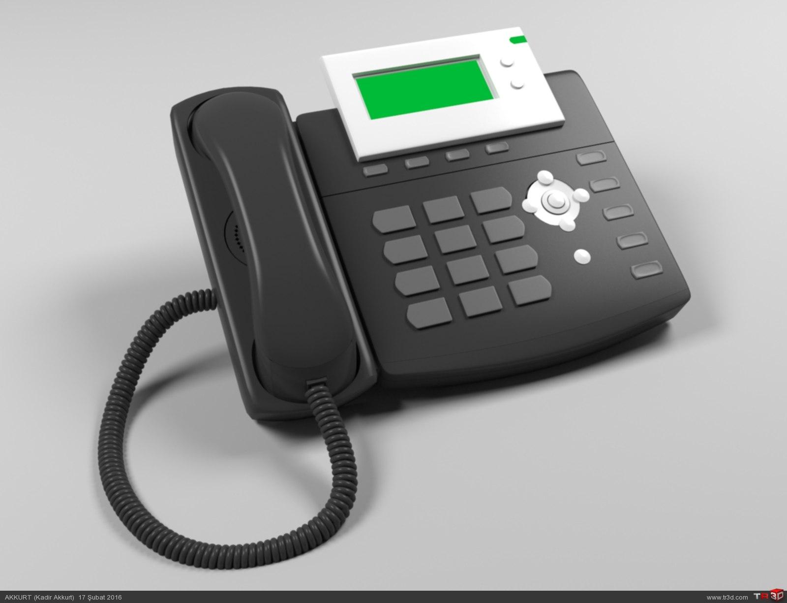 Ofis telefon