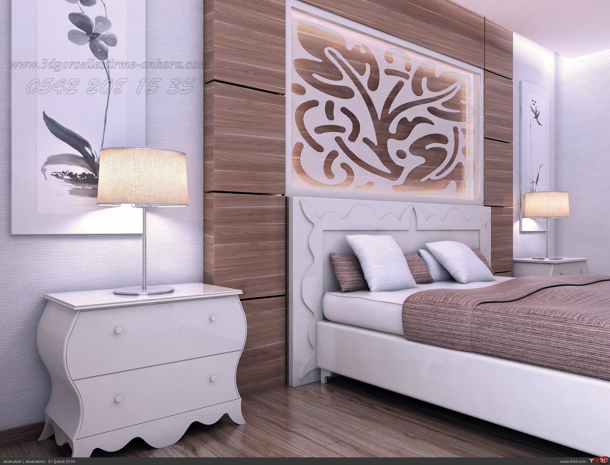 cauntry yatak odasi 1