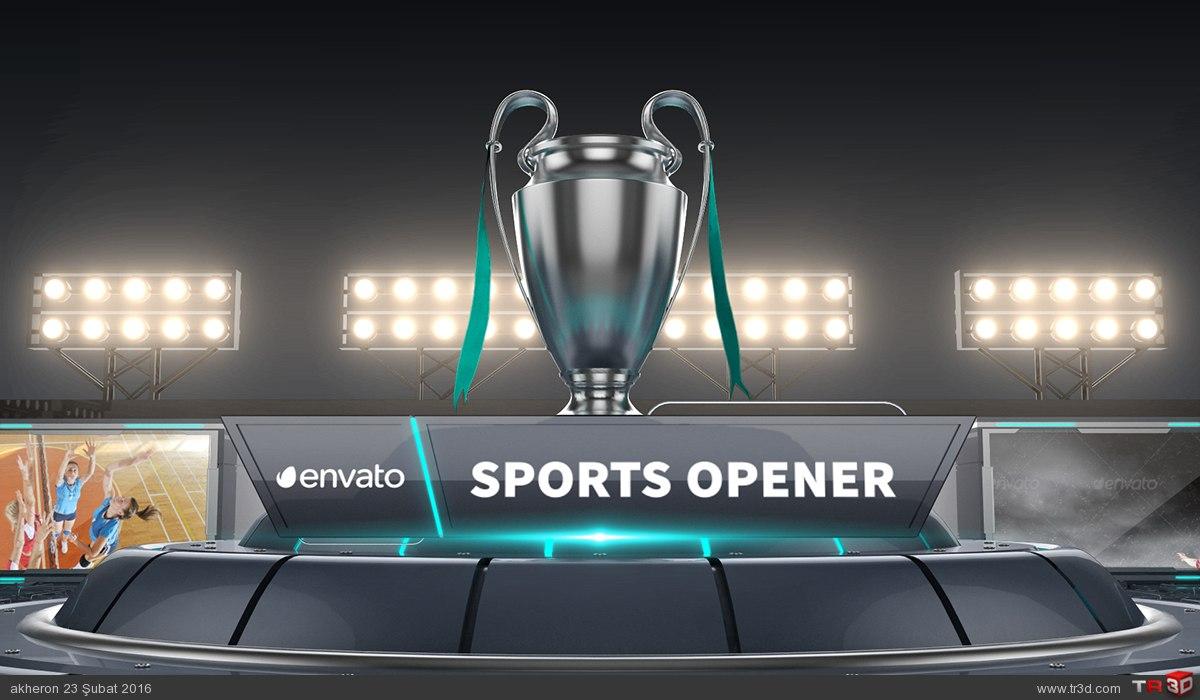 Sports Opener - TV jenerik