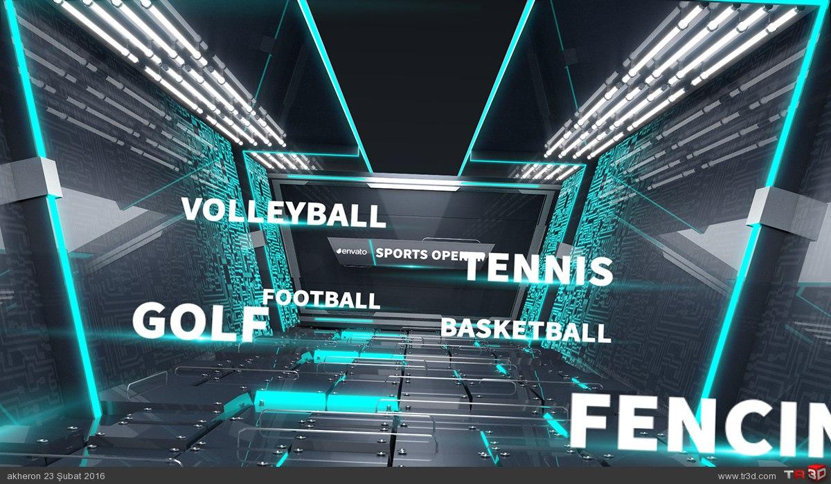 Sports Opener - TV jenerik 1