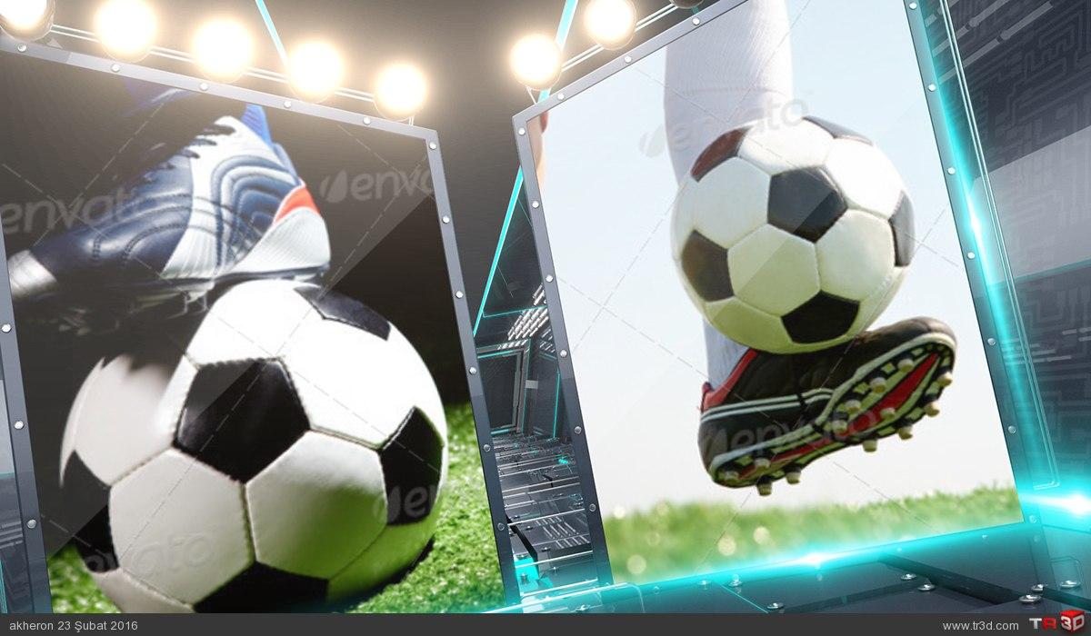 Sports Opener - TV jenerik 3