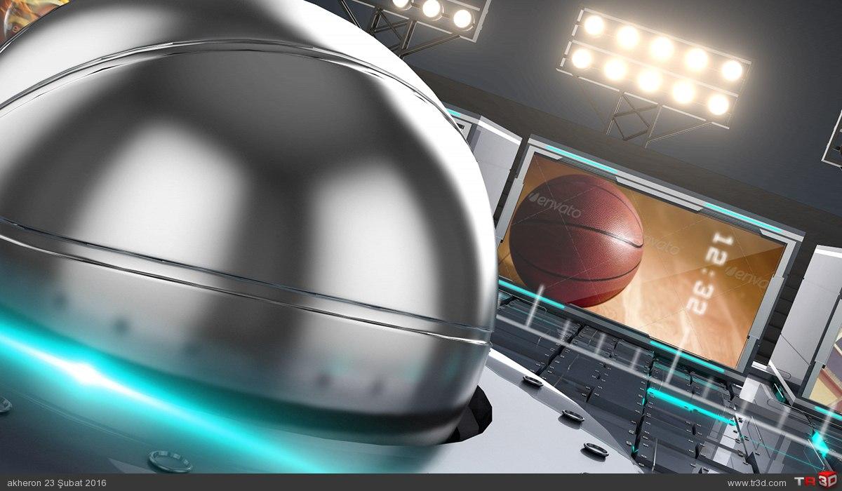 Sports Opener - TV jenerik 4