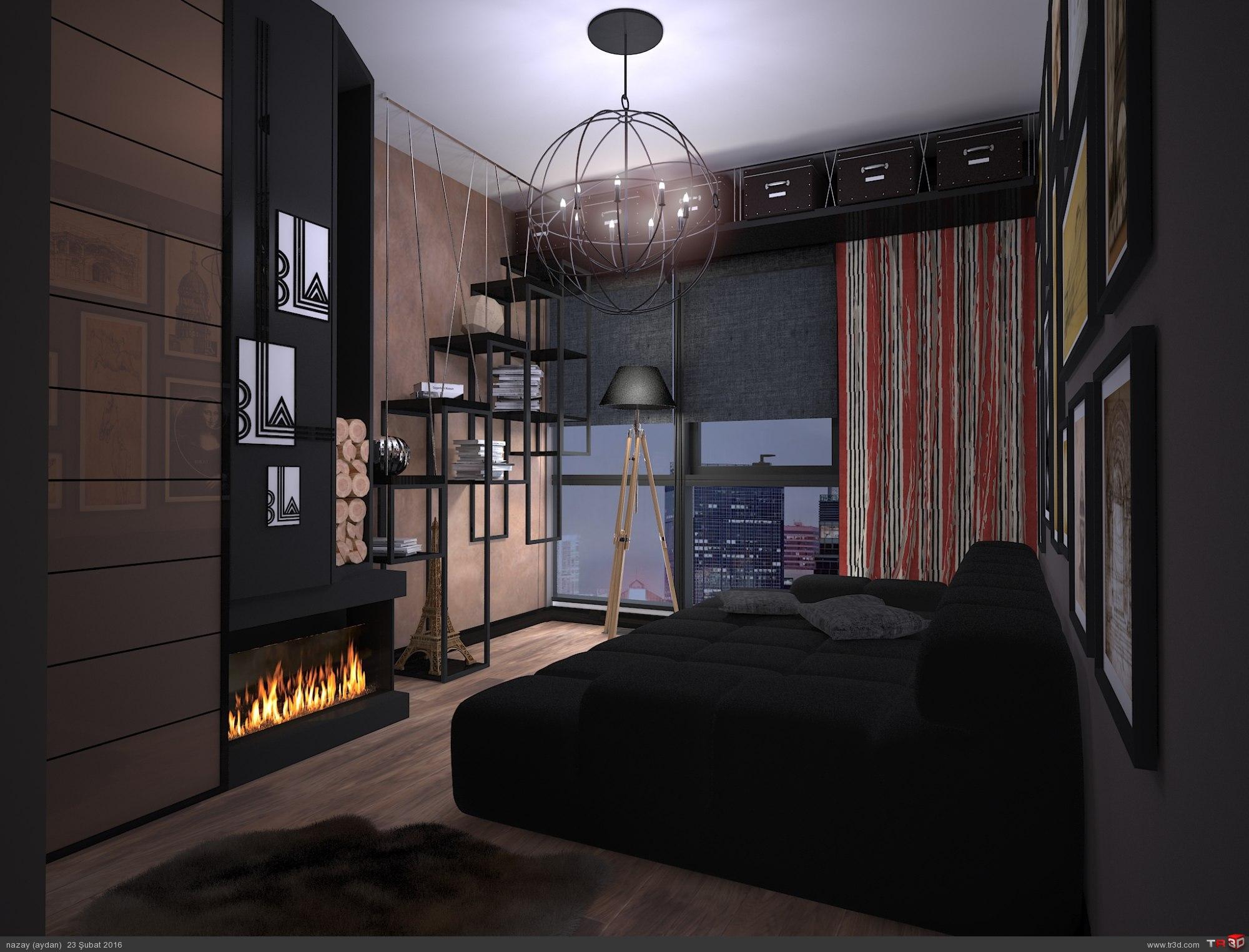 Dinlenme Odası