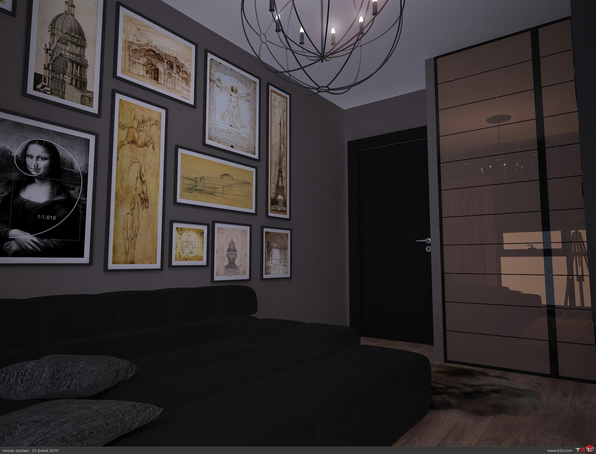Dinlenme Odası 2