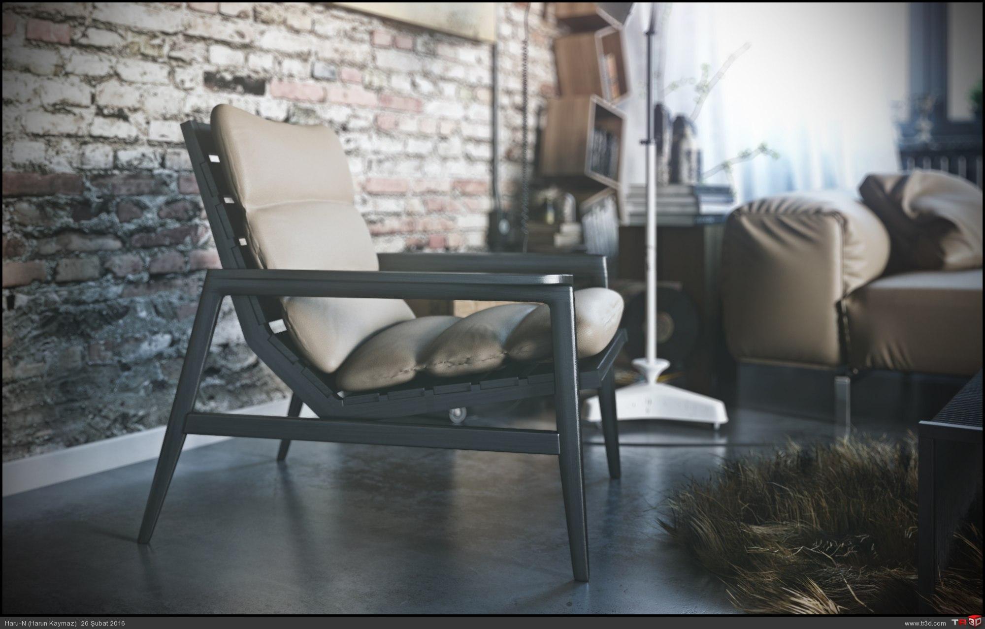 Loft Livingroom 2