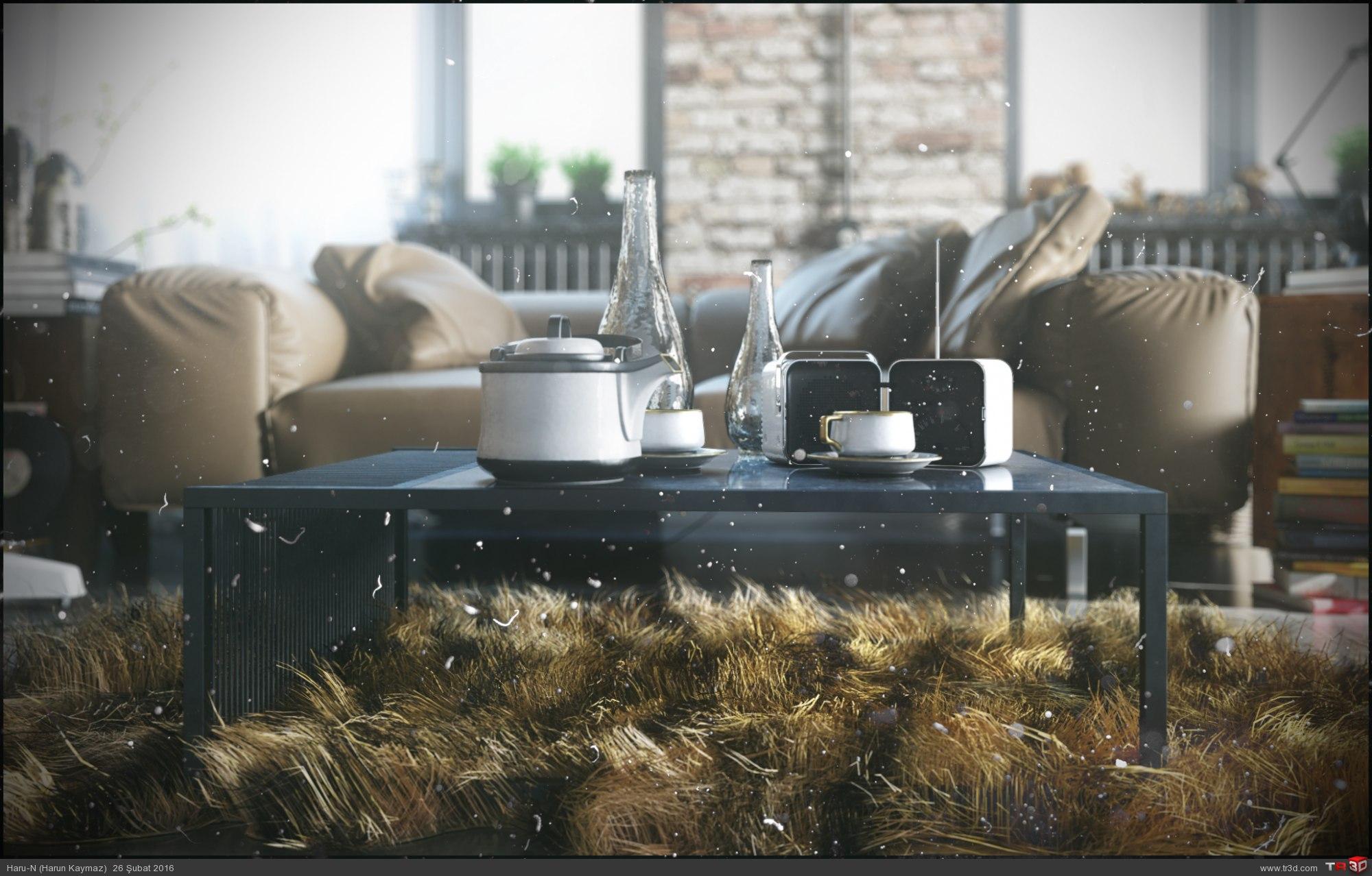 Loft Livingroom 4