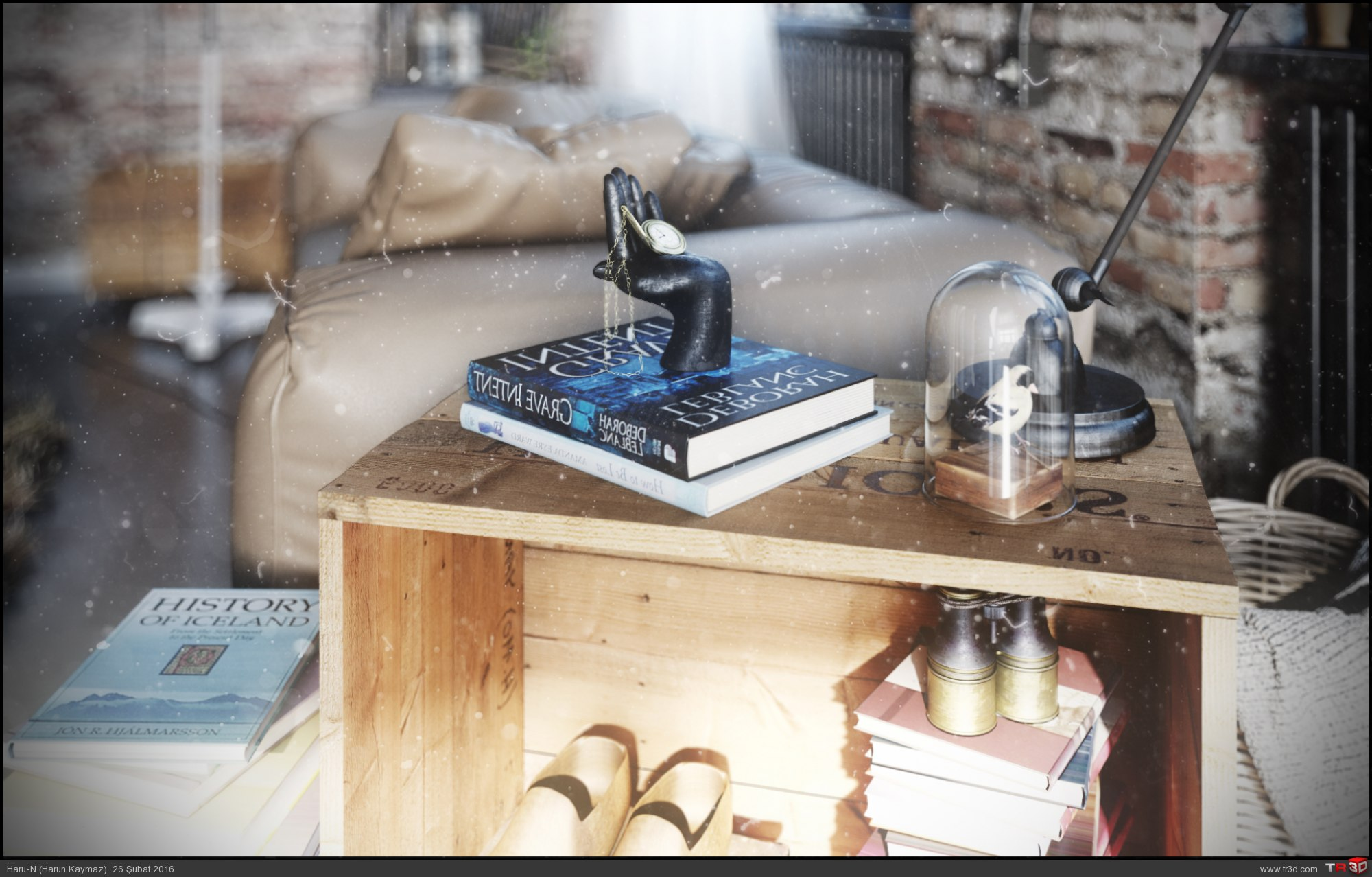 Loft Livingroom 5