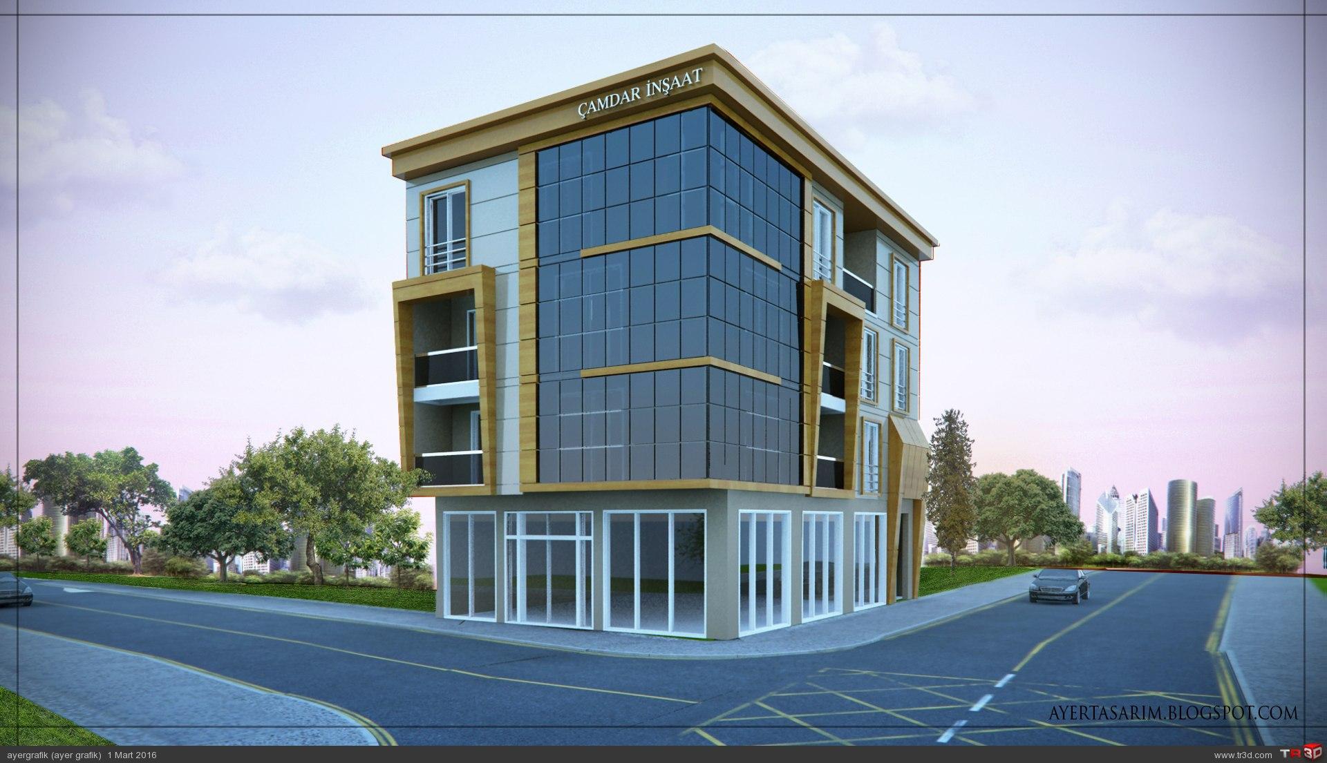 İzmir dış mimari