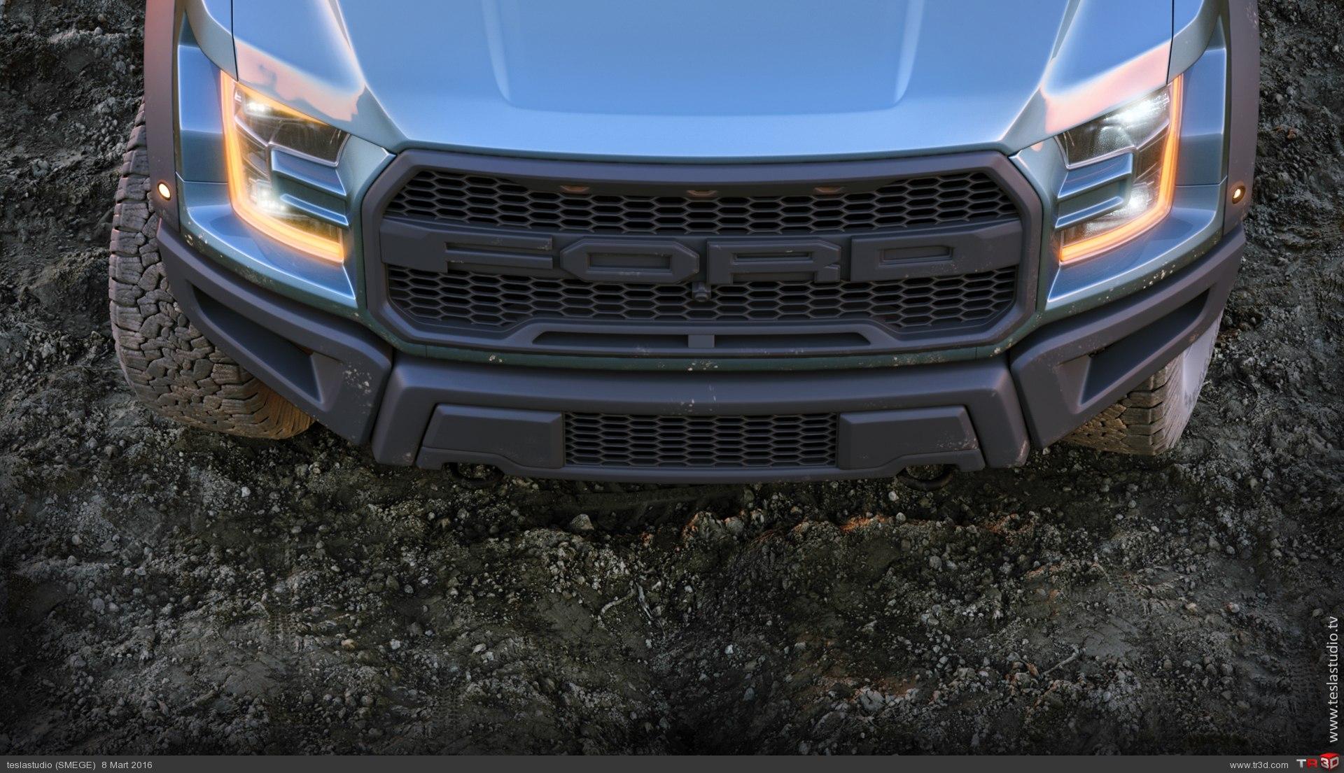 Ford Raptor 3