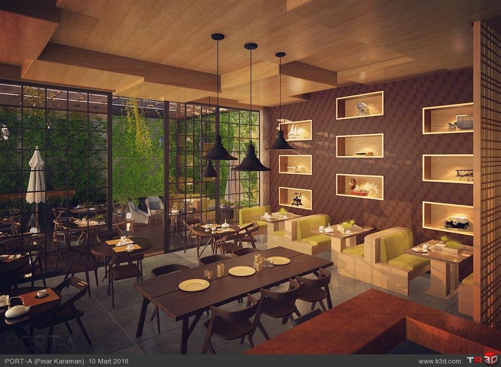 Cafe De Porta 1