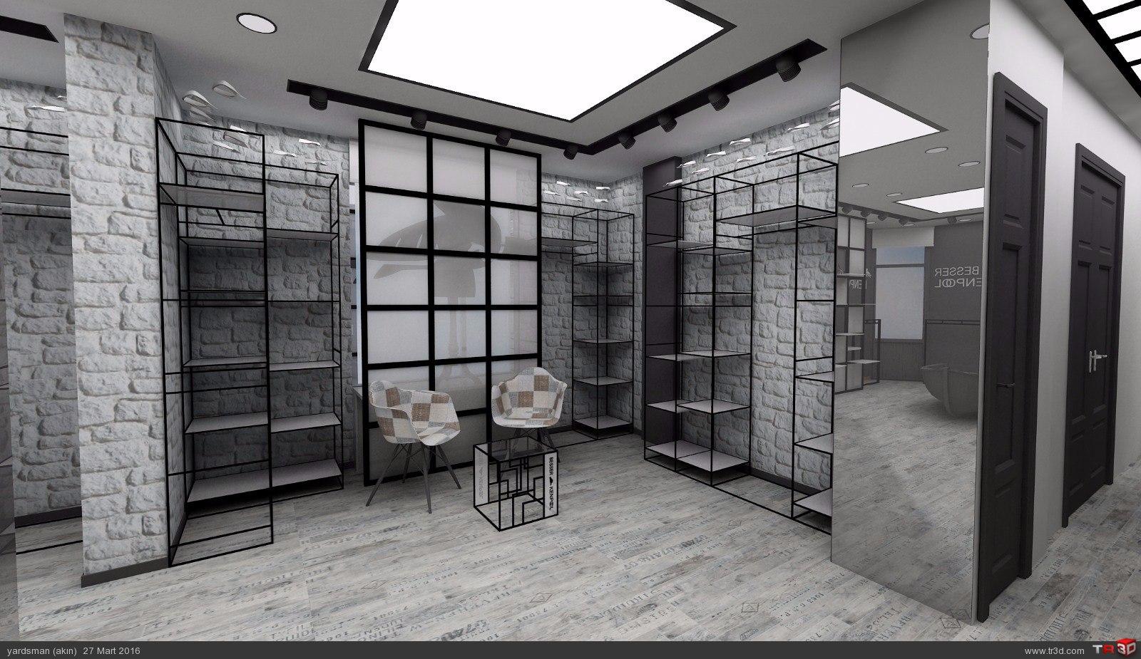 Showroom tasarımı osmanbey 5