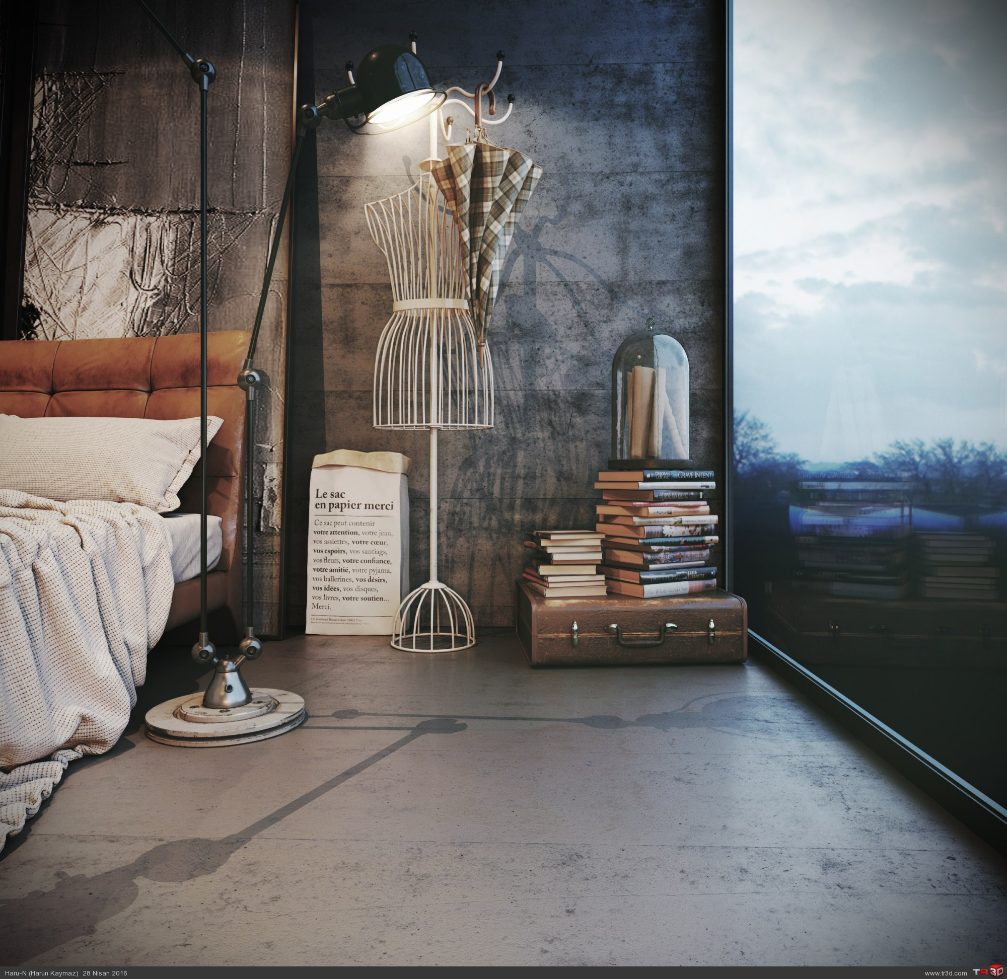 Contrate Bedroom 2