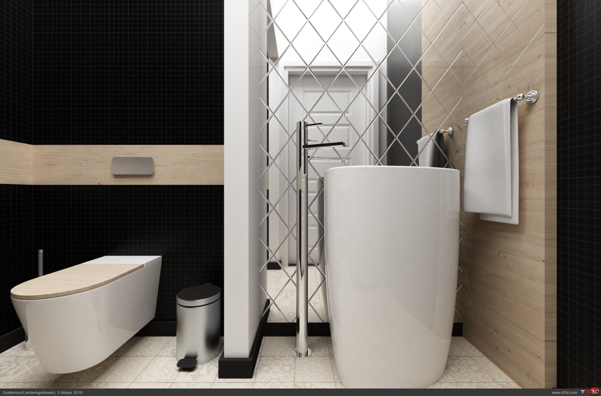 Tuvalet çalışması