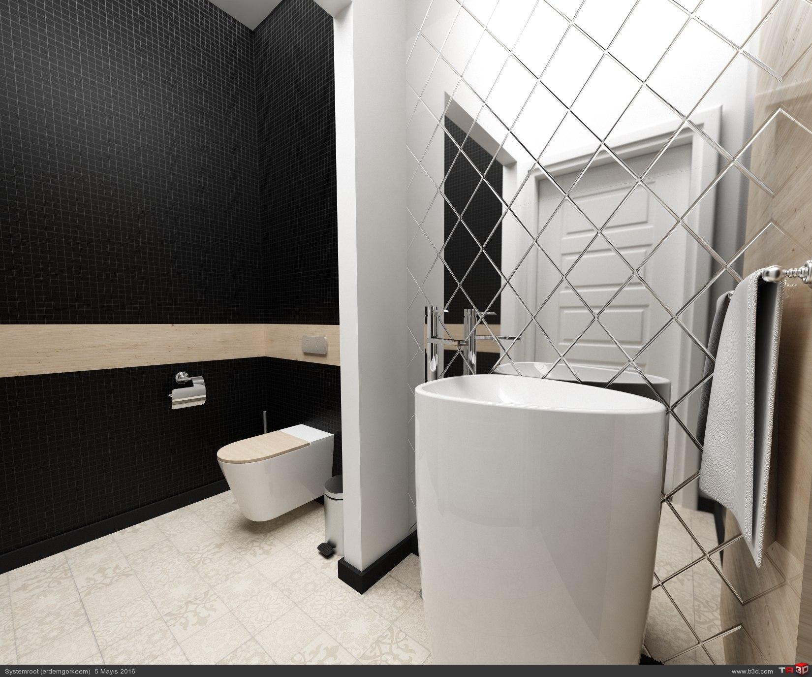 Tuvalet çalışması 2
