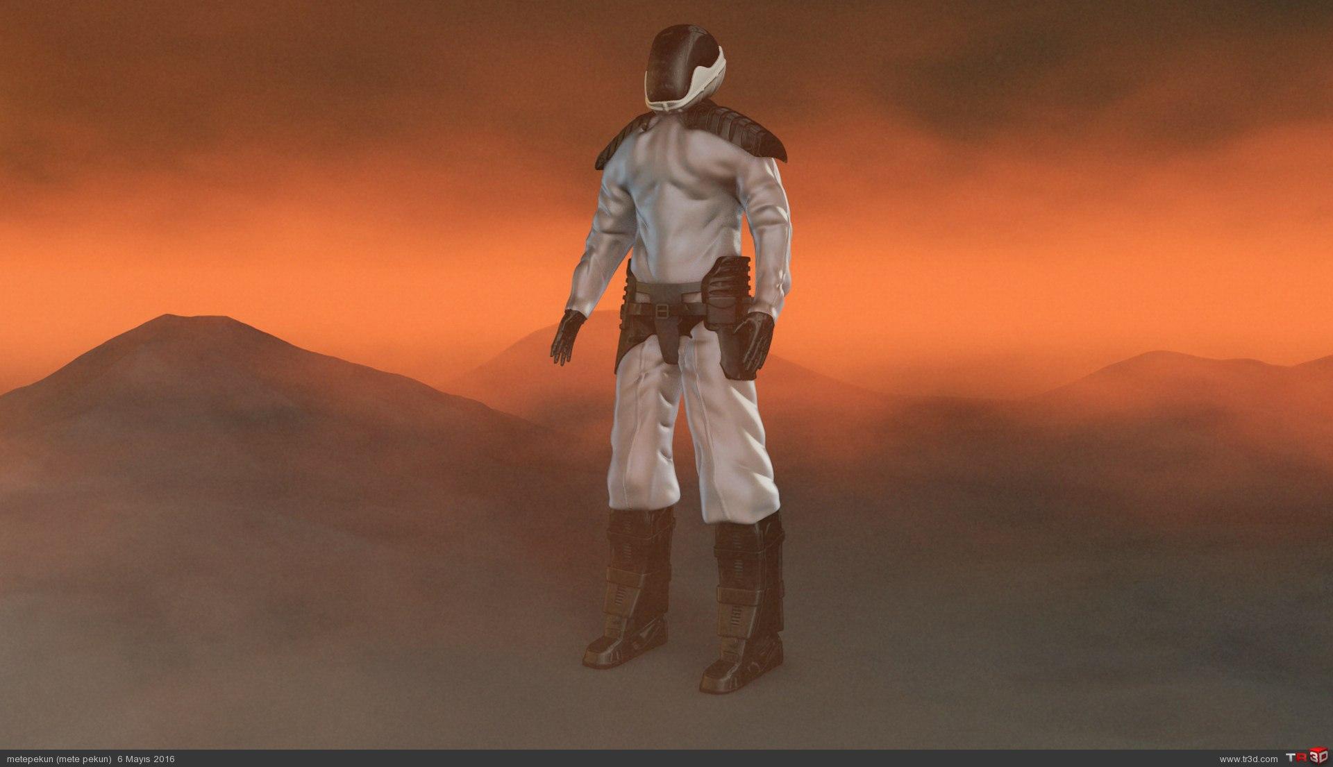 On Mars 3