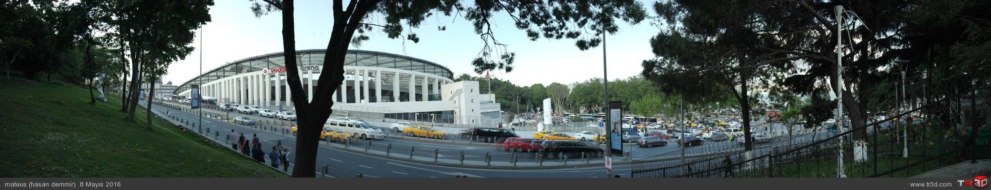 vodofone arena 1