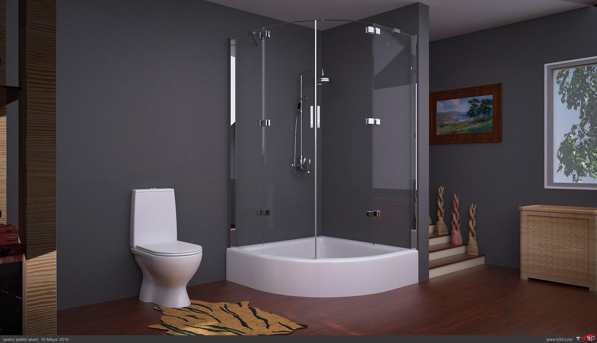 Banyo Tasarımı 2