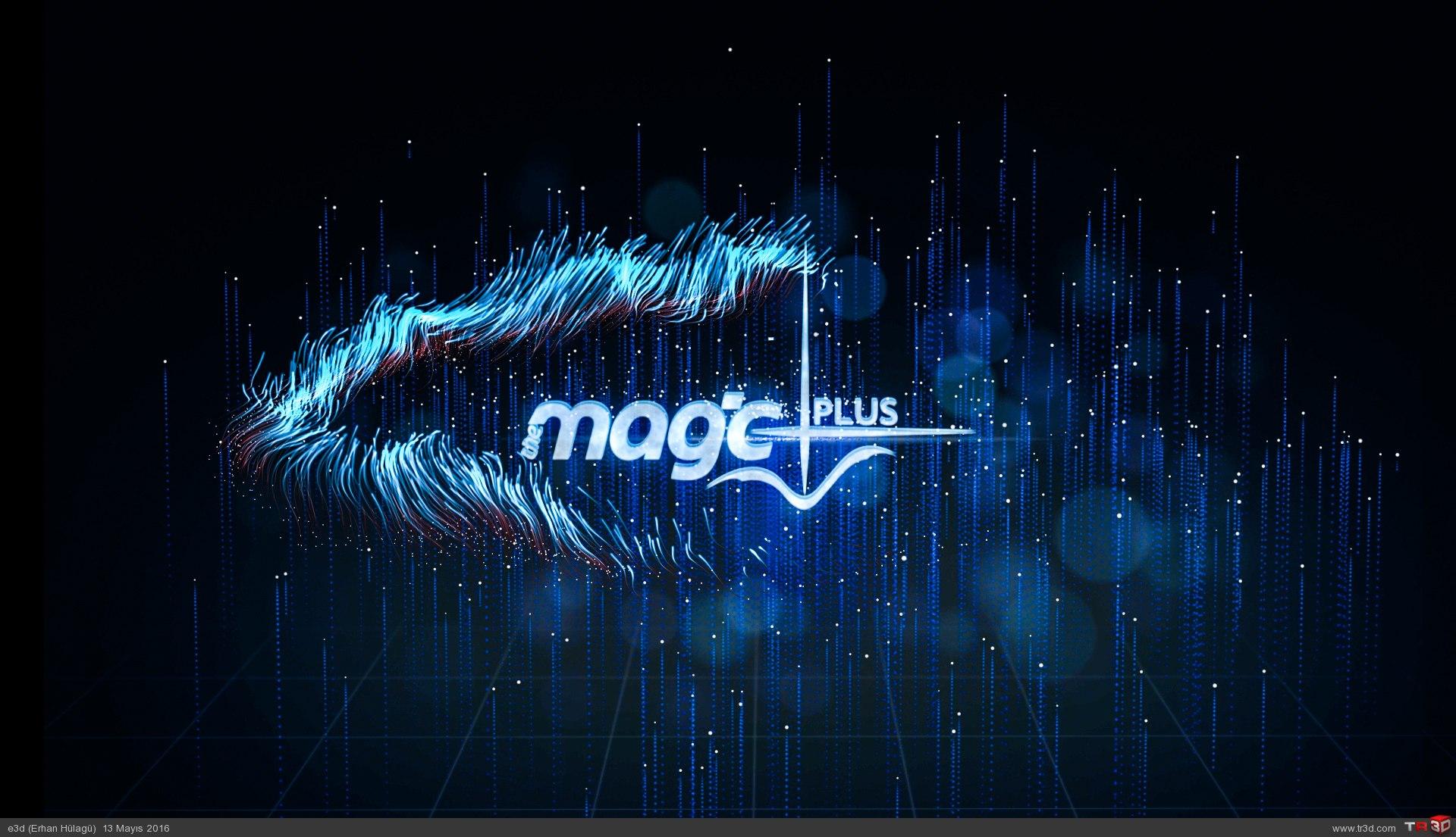 Magic Plus Animasyon