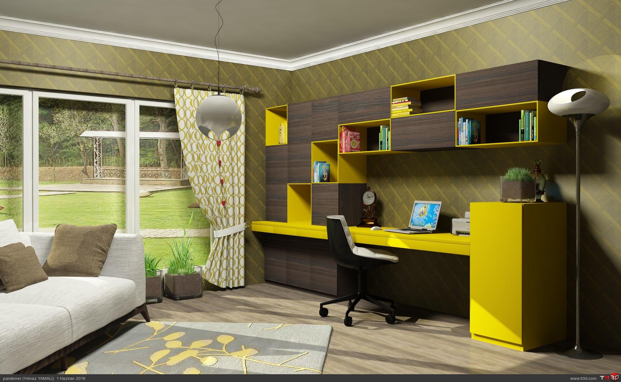 sarı oda