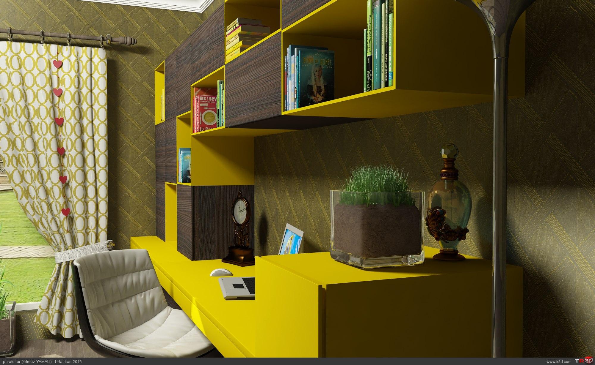 sarı oda 1