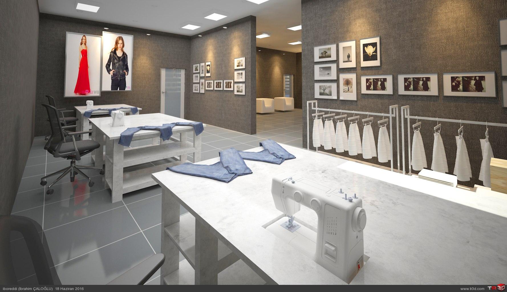 moda tasarım evi