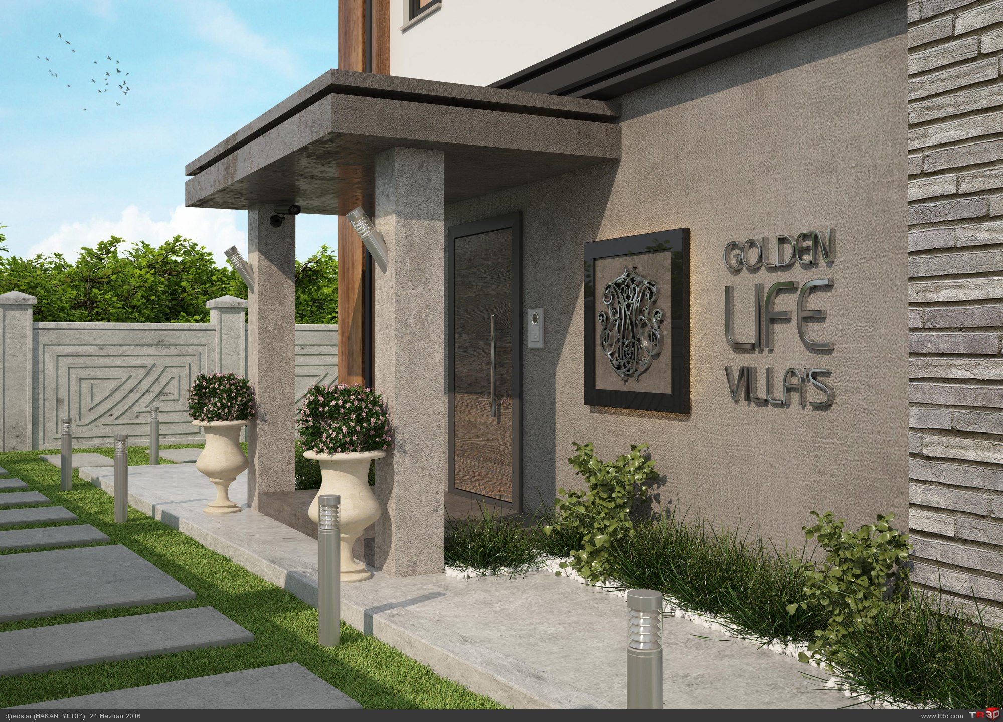 Golden Life Villa`s