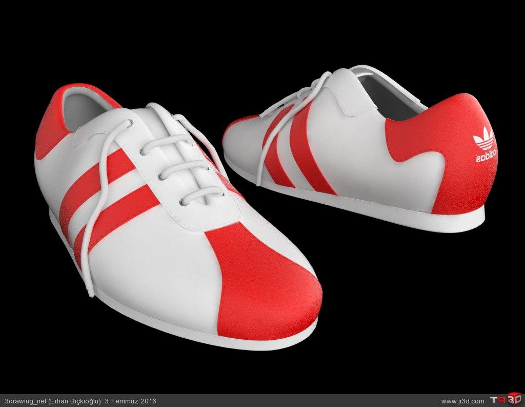 Günlük Spor Ayakkabı 1