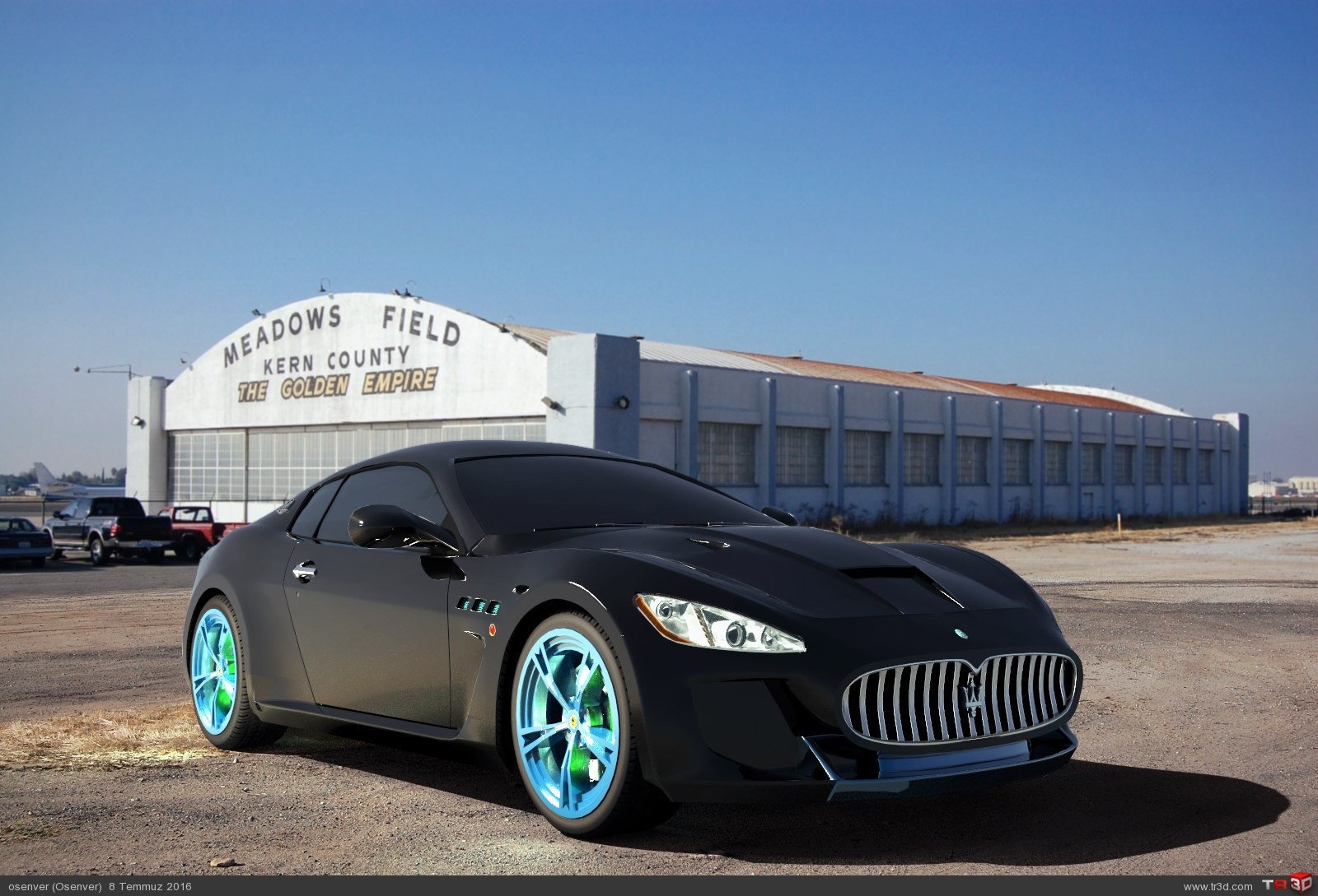 Maserati Granturismo Sport 1