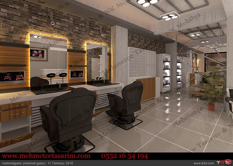 erkek kuaför salonu tasarımları , erkek kuaför salon tasarımları , erkek kuaför salon modelleri , berber tezgahı , berber dekerasyonu , berber koltuğu 2