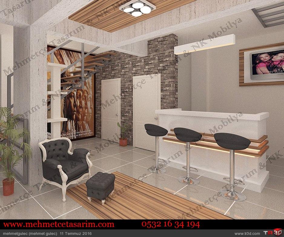 erkek kuaför salonu tasarımları , erkek kuaför salon tasarımları , erkek kuaför salon modelleri , berber tezgahı , berber dekerasyonu , berber koltuğu 5