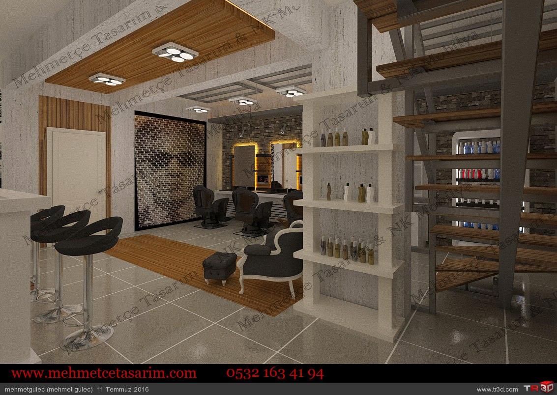 erkek kuaför salonu tasarımları , erkek kuaför salon tasarımları , erkek kuaför salon modelleri , berber tezgahı , berber dekerasyonu , berber koltuğu 6