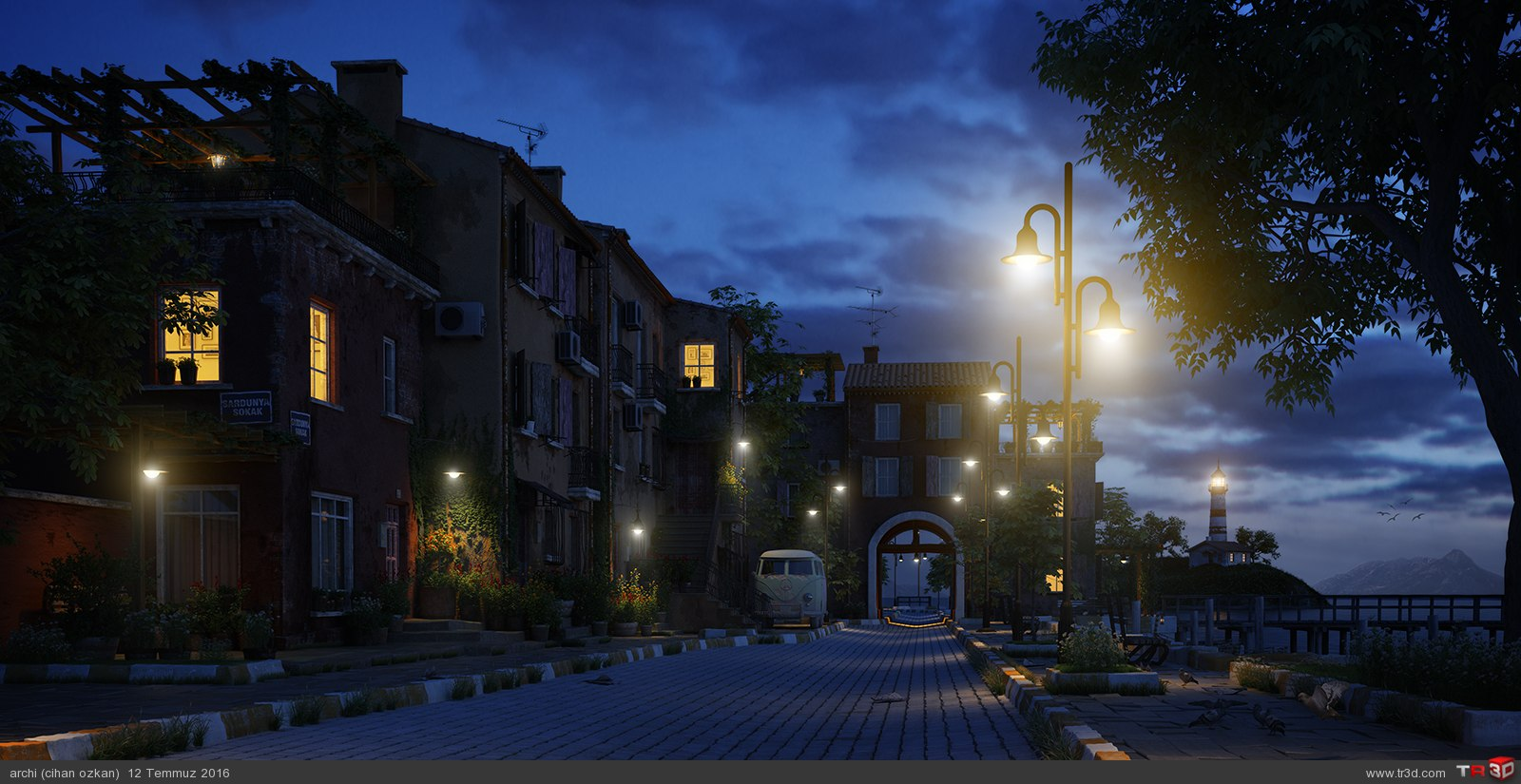 Sardunya Sokak