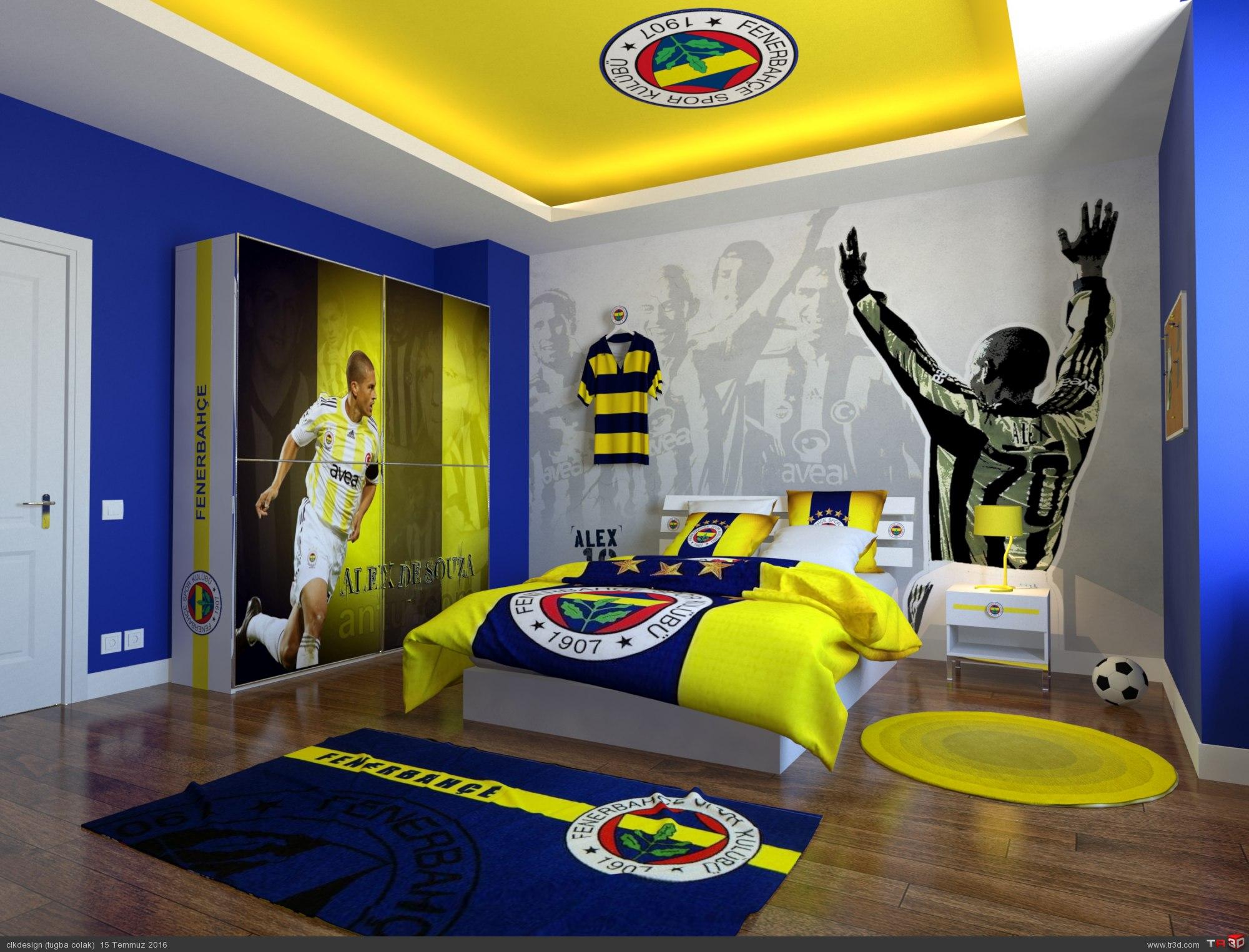 fb - genç odası