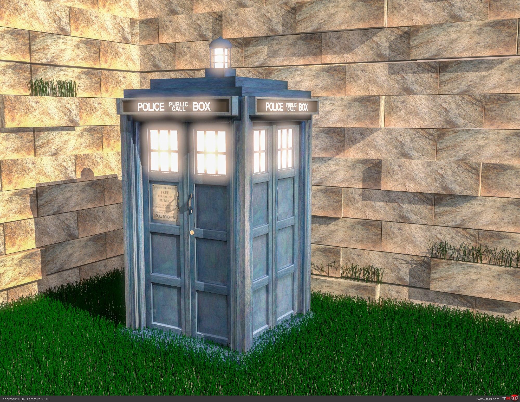 Tardis (Dr. Who)