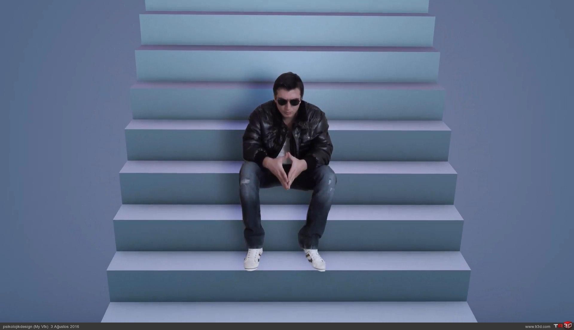 Drake Hotline Bling & Myvfx Karşılaştırma   After Effects - Cinema 4d Klip Yapım Dersi  4