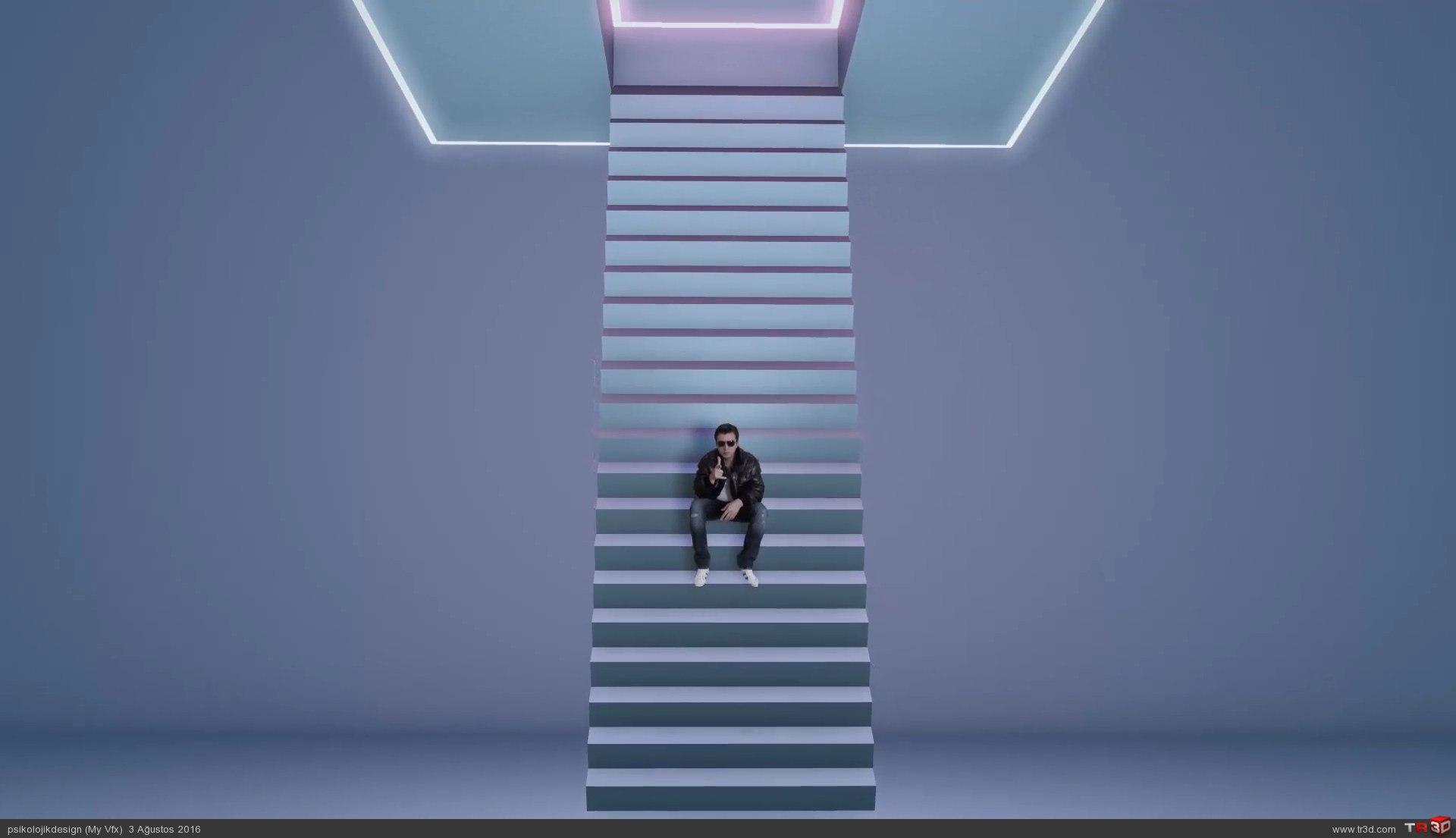 Drake Hotline Bling & Myvfx Karşılaştırma   After Effects - Cinema 4d Klip Yapım Dersi  5