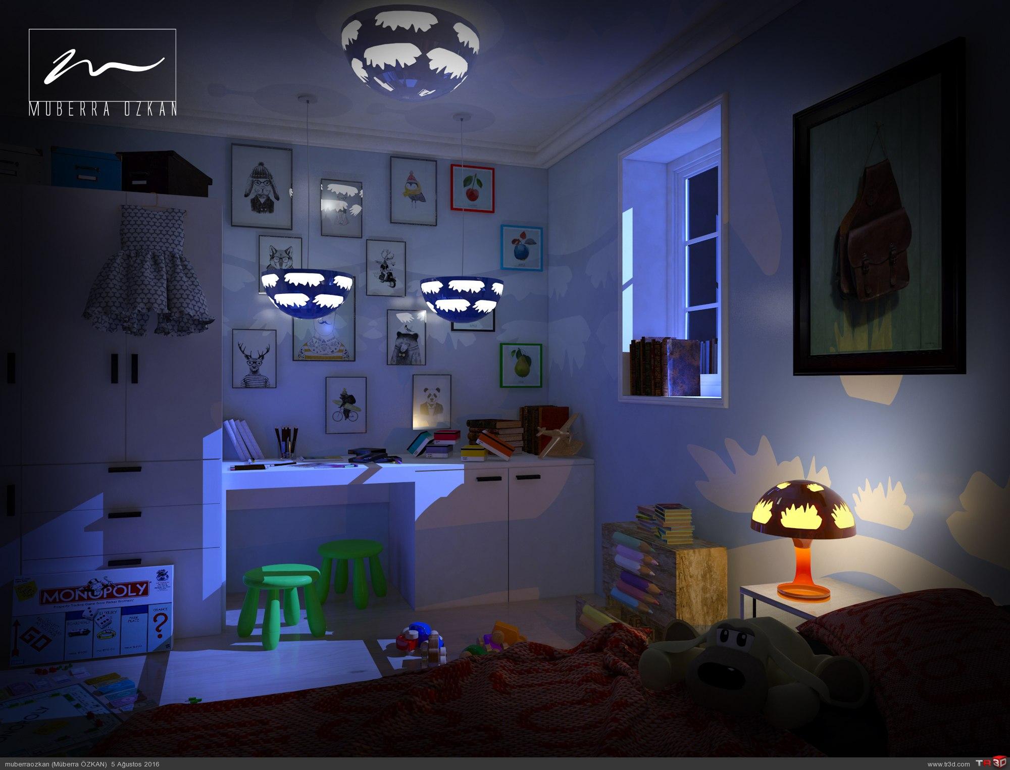 Geceli Oda