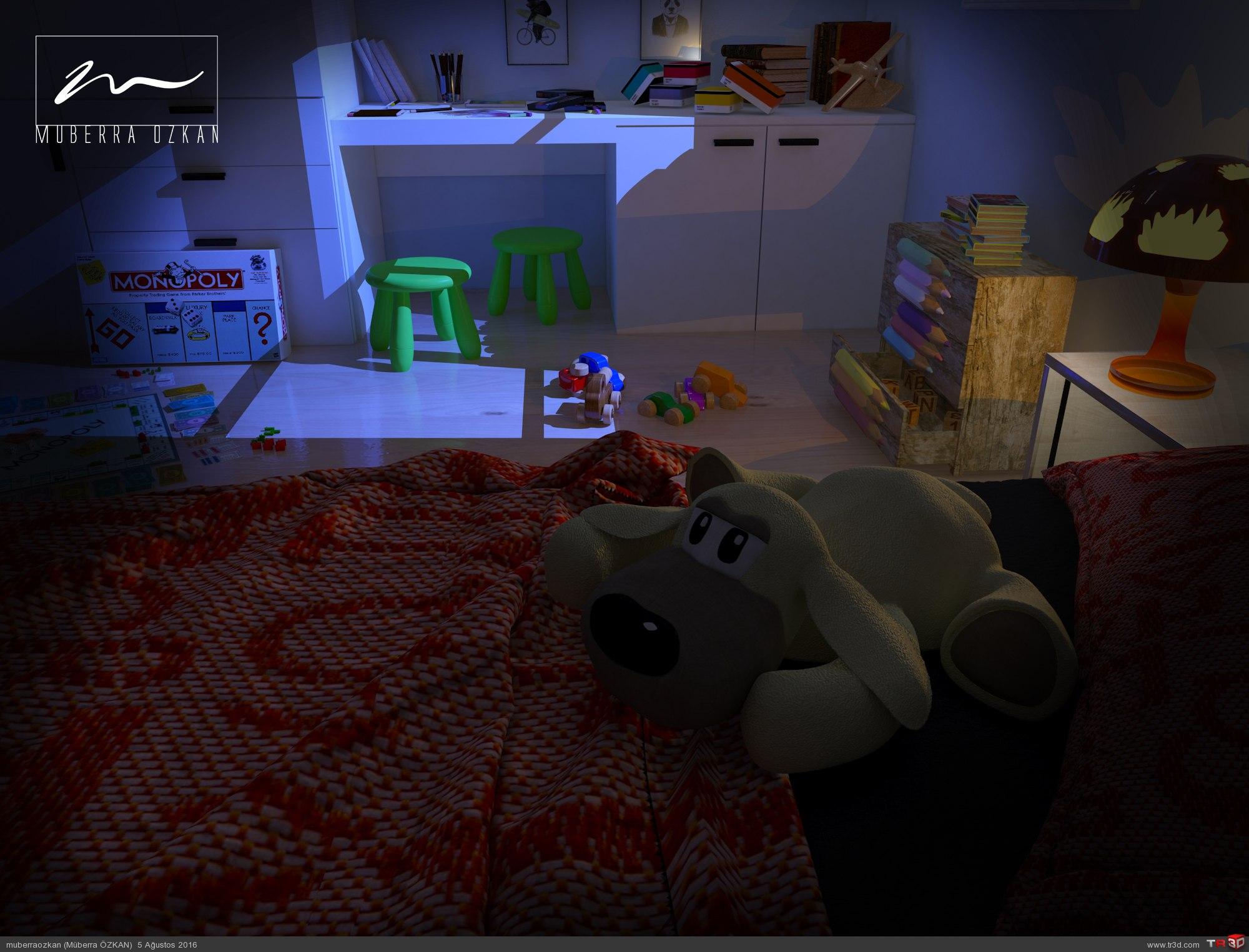 Geceli Oda 3