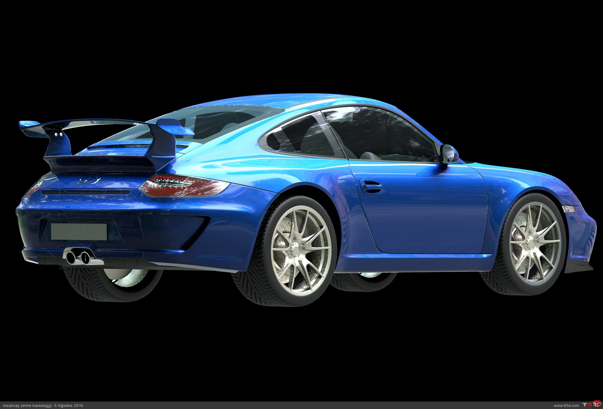 Porsche gt3 1