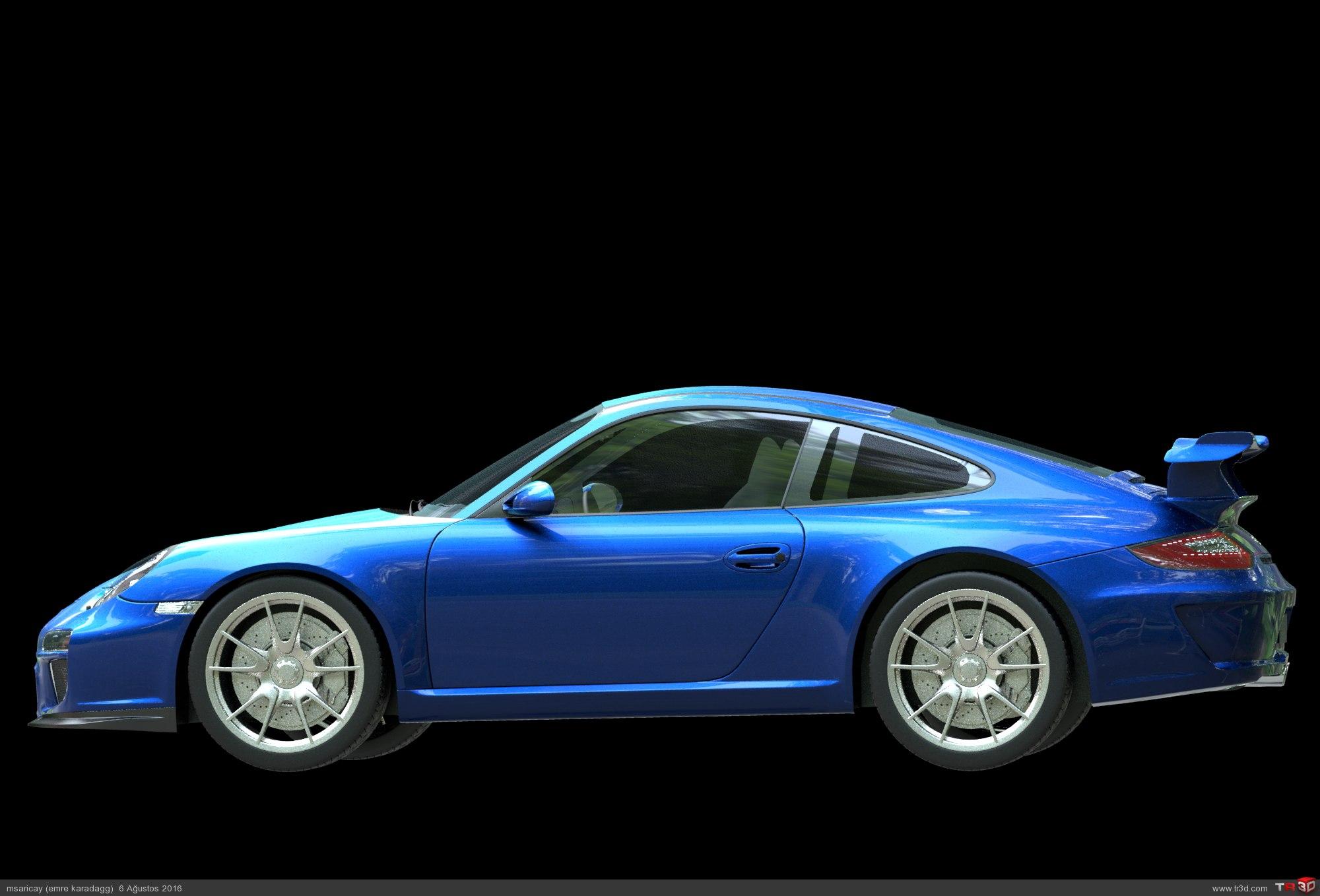 Porsche gt3 2