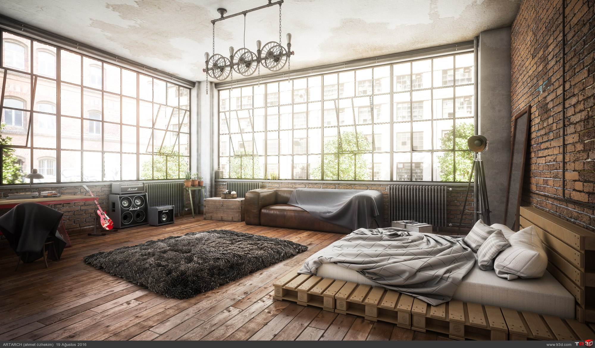 loft factory