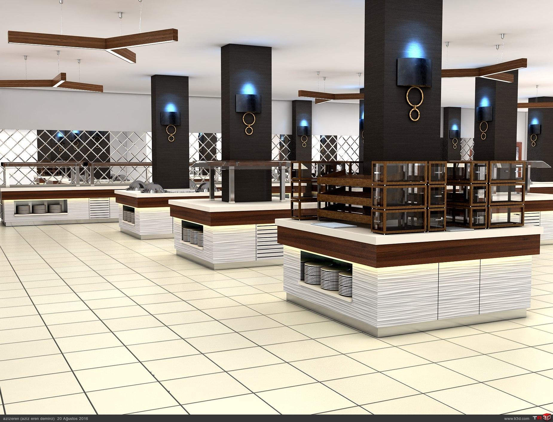 Otel Restauran