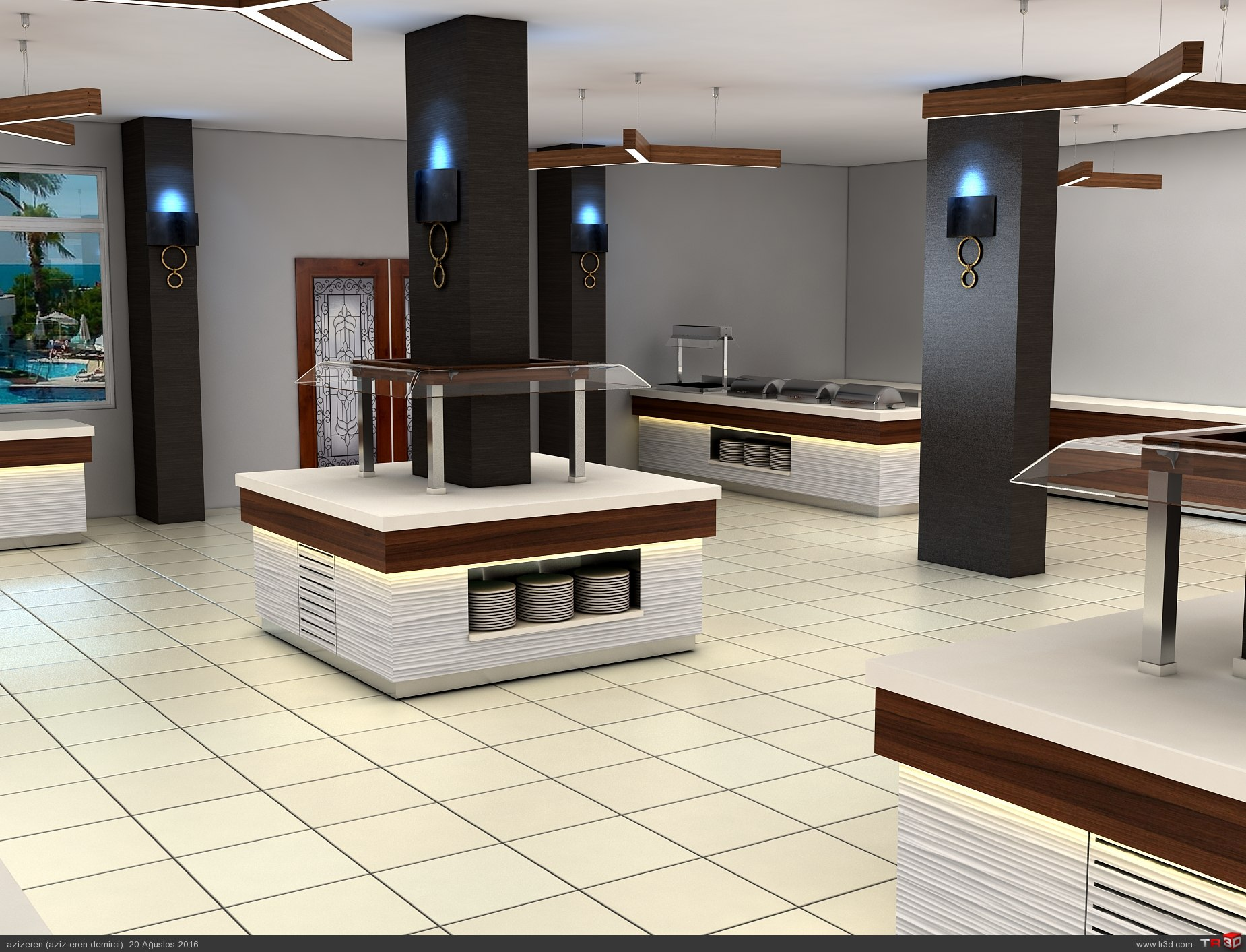 Otel Restauran 2