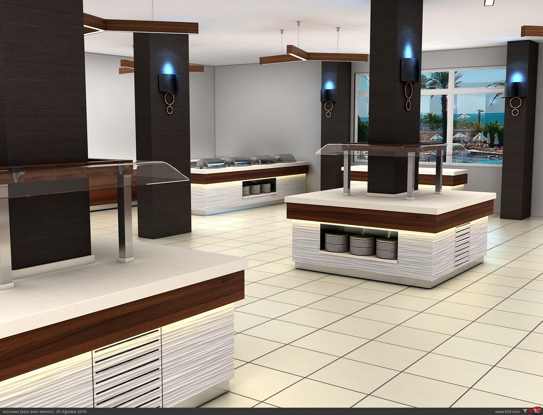 Otel Restauran 3
