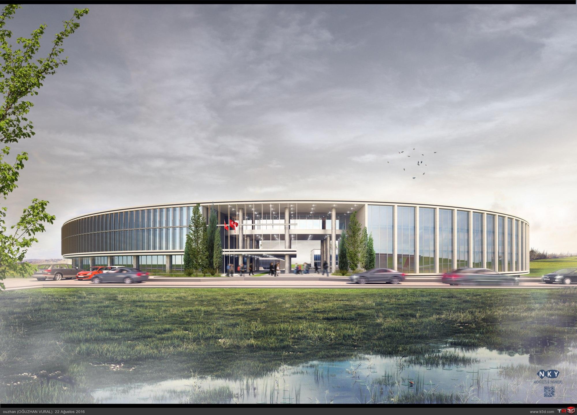 TSE Ankara Yerleşkesi 1