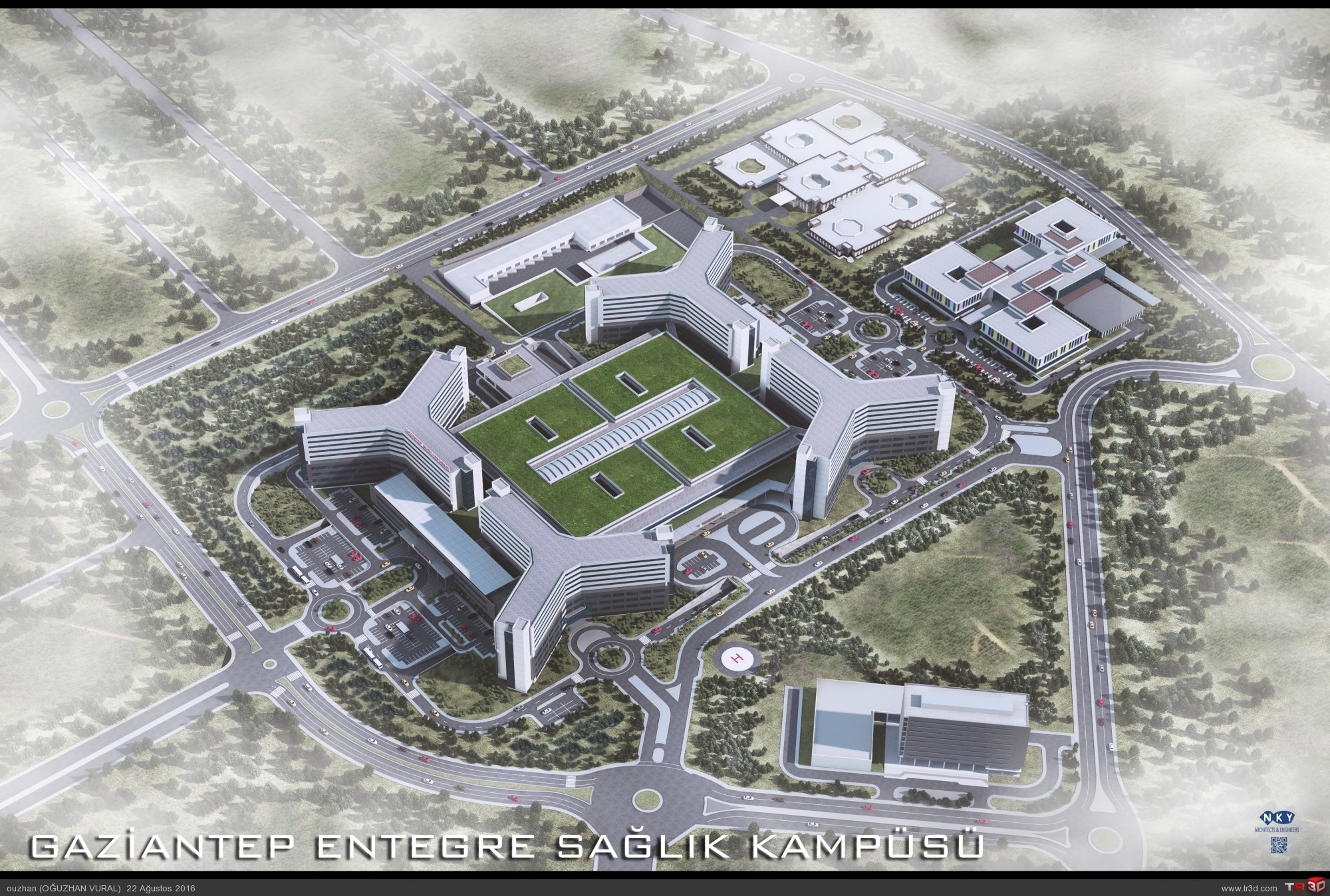 Gaziantep Sağlık Kampüsü