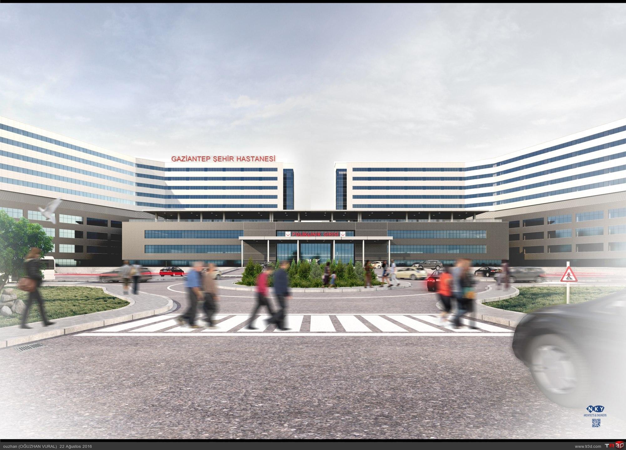 Gaziantep Sağlık Kampüsü 3