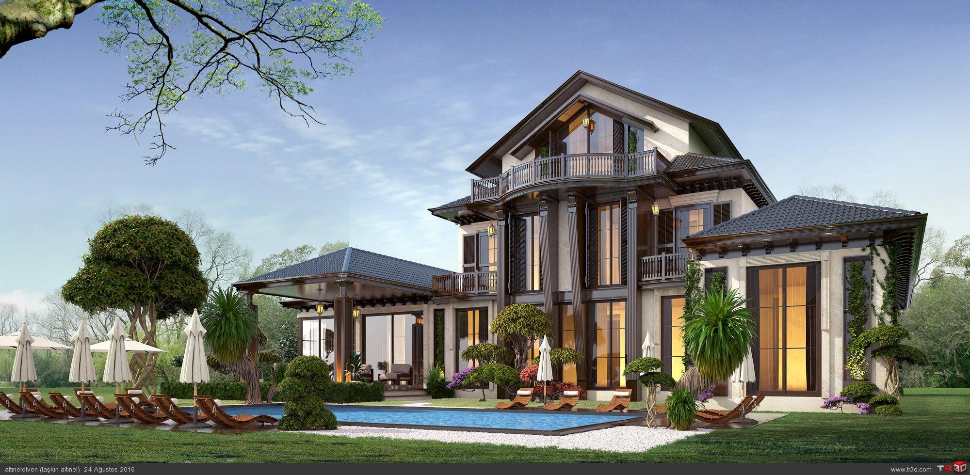 Ataman Villa