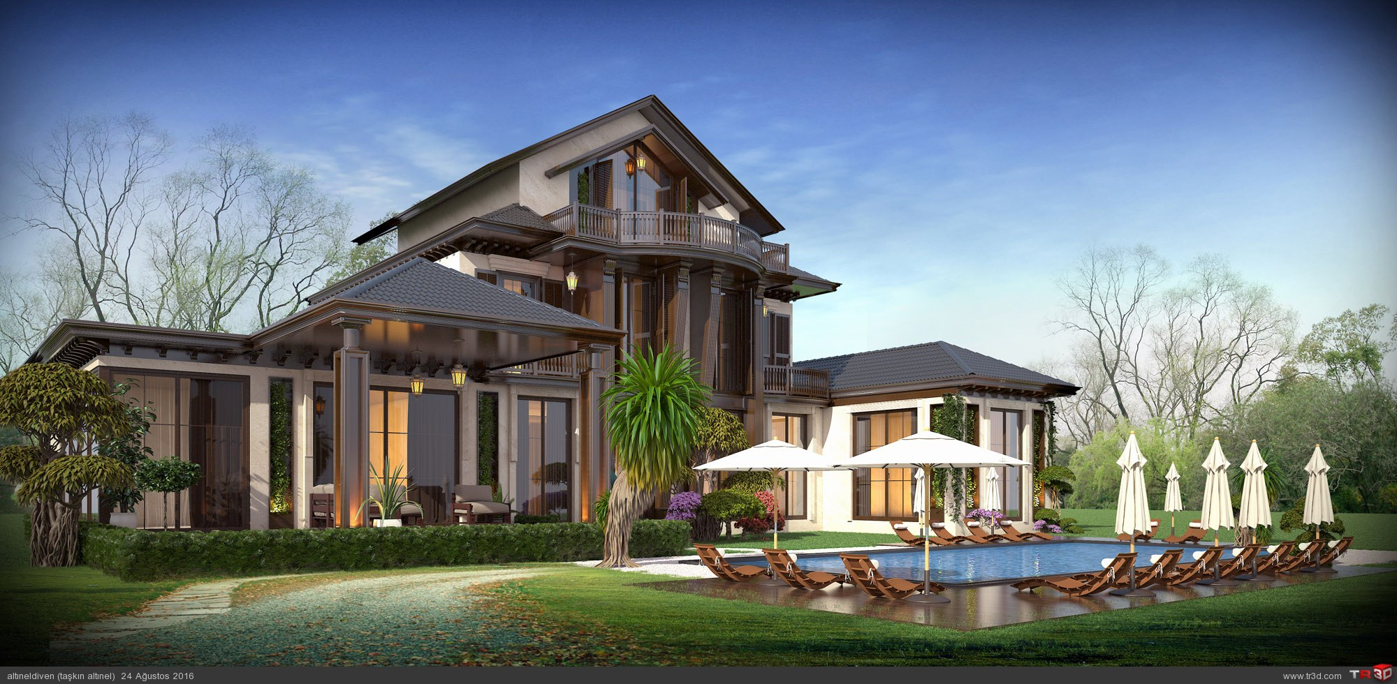 Ataman Villa 1