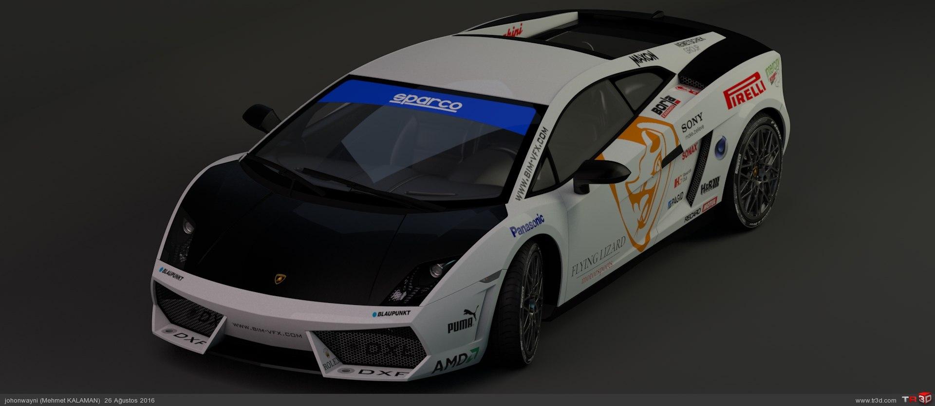 Lamborghini 2
